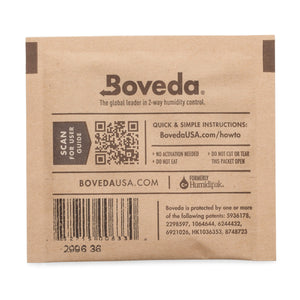 Boveda 58% RH - 8g not individually wrapped