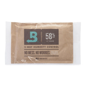 Boveda 58% RH - 67g individually wrapped