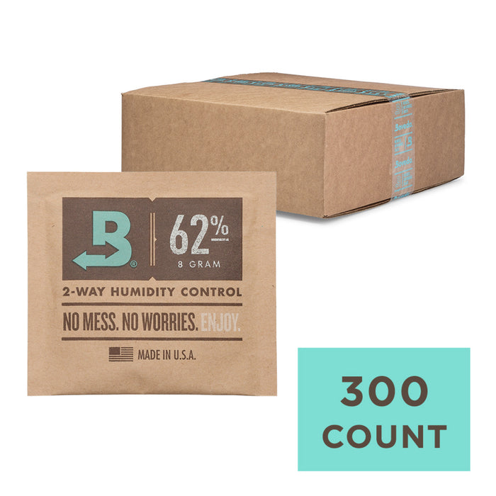 Boveda 62% RH - 8g not individually wrapped