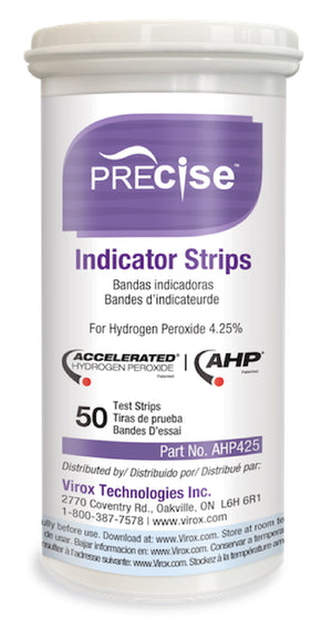 Precise Test Strips