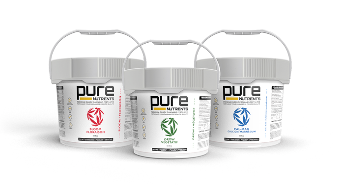 PURE Nutrients 30kg Starter Kit