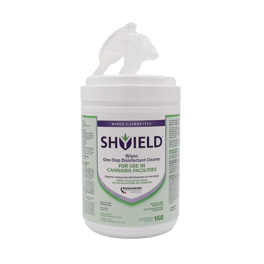 SHYIELD Ready to use wipes