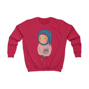 Hijabi girls Sweatshirt