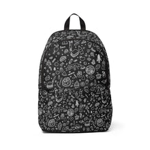 Load image into Gallery viewer, Unisex Fabric Backpack