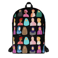 Load image into Gallery viewer, Hijabi Backpack