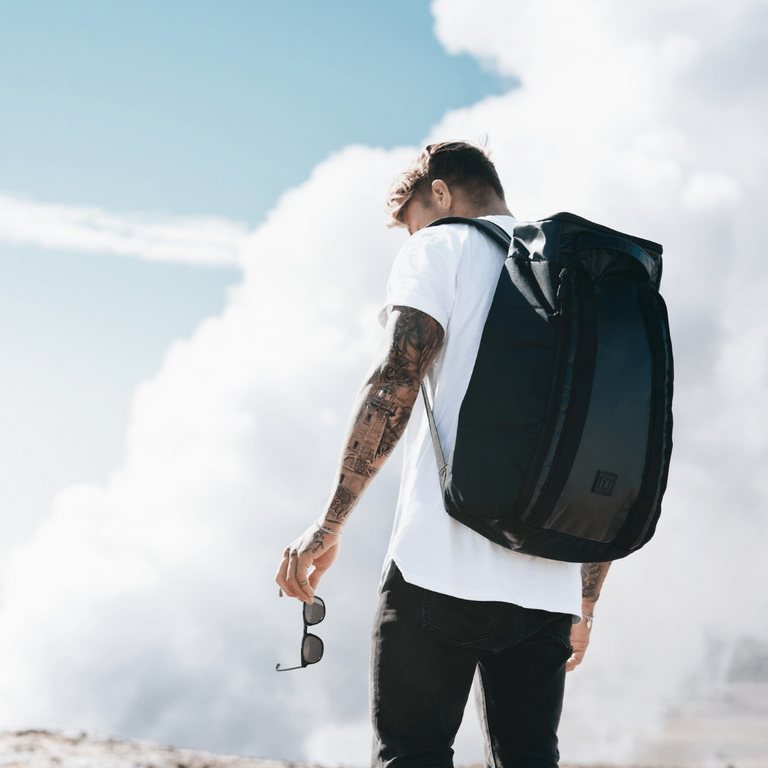 Douchebag Backpack Black Hugger 30L