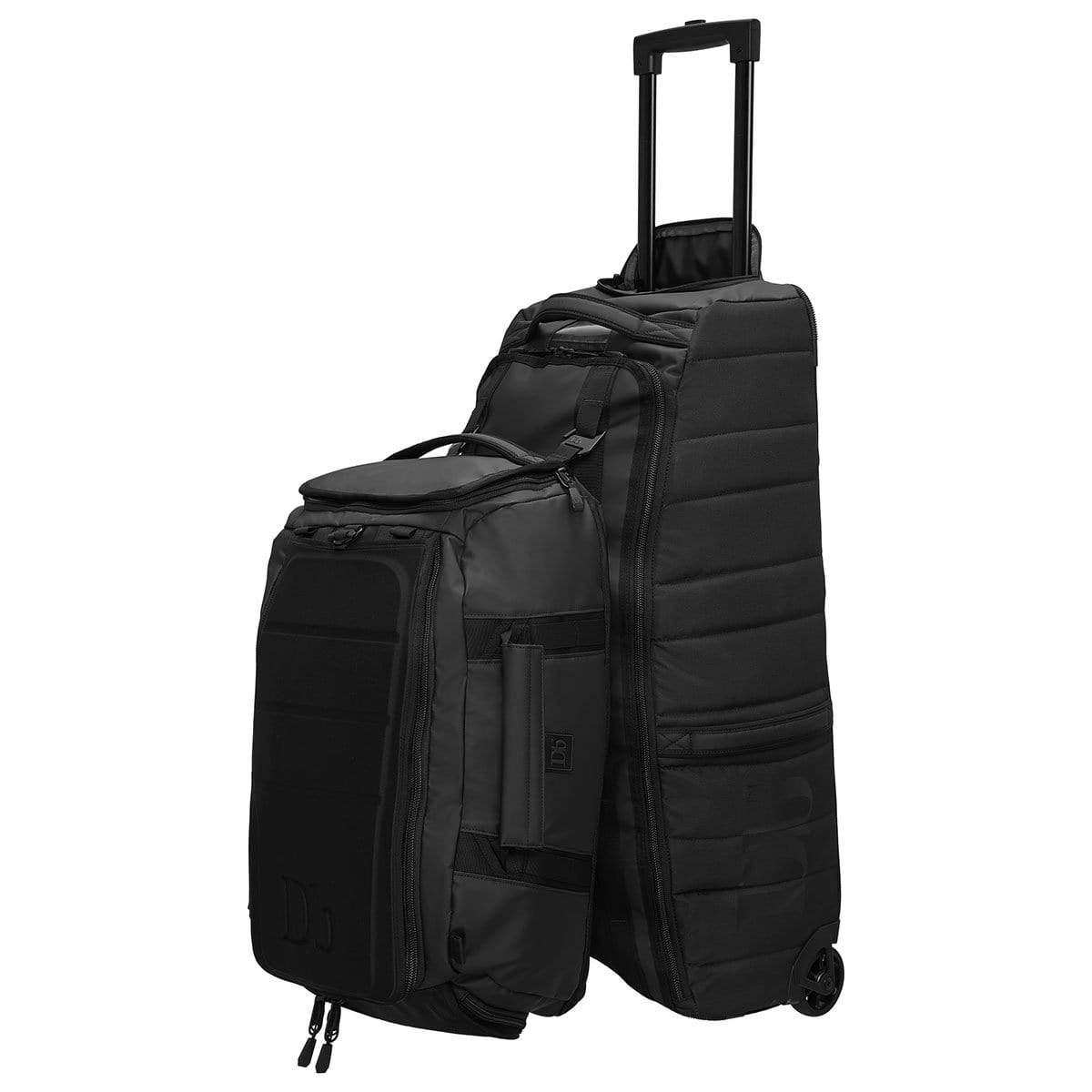 Douchebag Duffle Black The Carryall 40L
