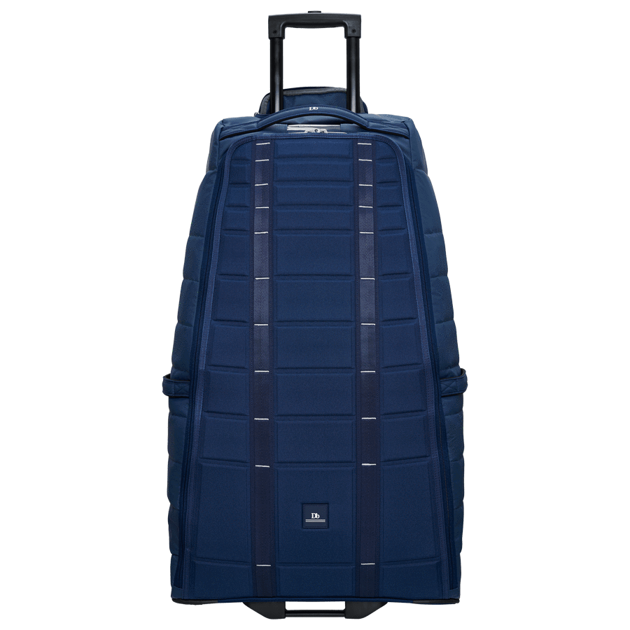 Douchebag Roller Duffle Blue Big Bastard 90L