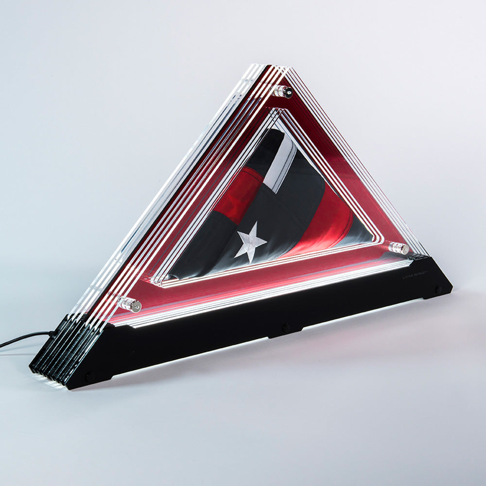 Thin Red Line Prisms