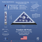 Freedom 58 Prism