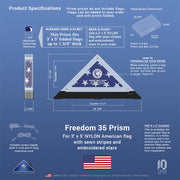 Freedom 35 Prism