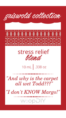 griswold collection stress relief blend label