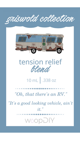 griswold collection tension relief blend label