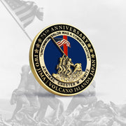 Iwo Jima 75th Anniversary Commemorative Coin