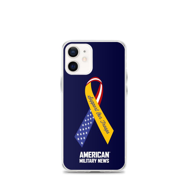 Support The Troops Ribbon Phone Case