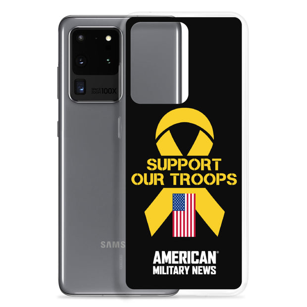 Support The Troops Phone Case
