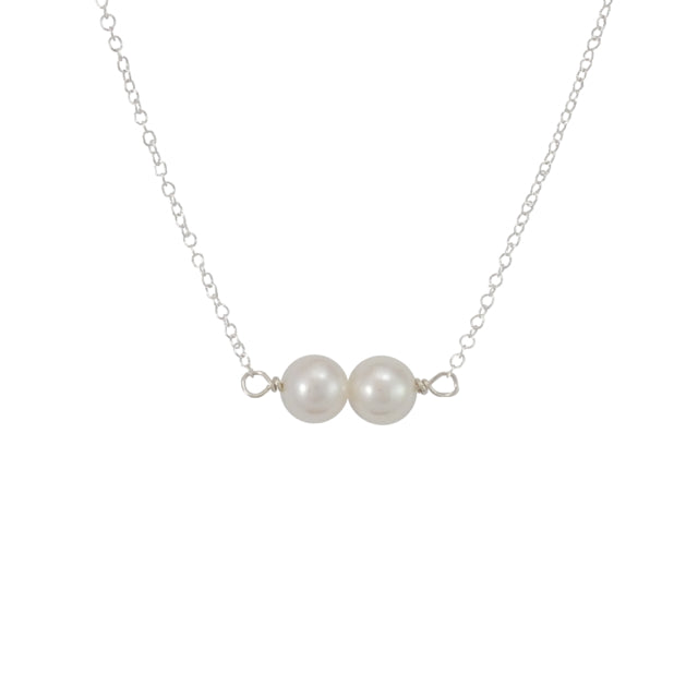 Friends Pearls Necklace