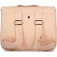 Cartable enfant uni rose