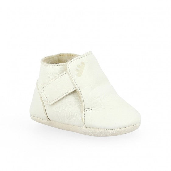 Chaussons cosymoo blanc