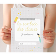 Carte La rentée des classes Zü