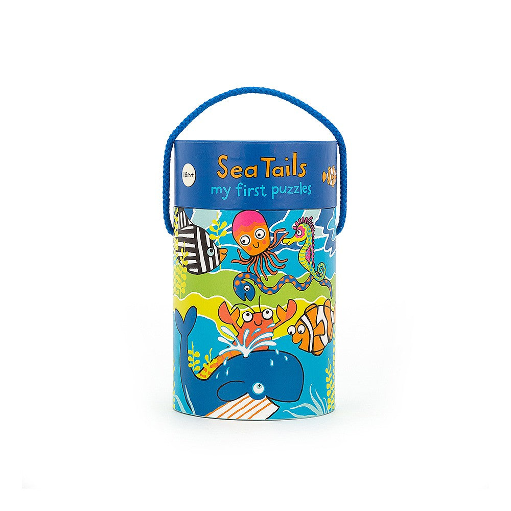 Sea Tail Puzzle