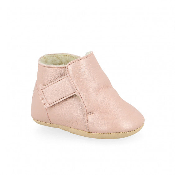 Chaussons cosymoo rose baba