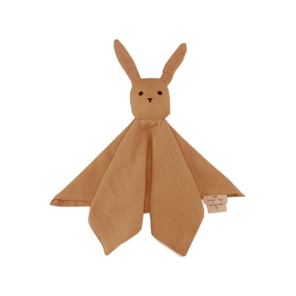 Doudou Lapin Sleepy Rabbit en coton bio Earth