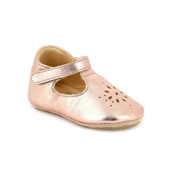 Chaussons Lillyp pink