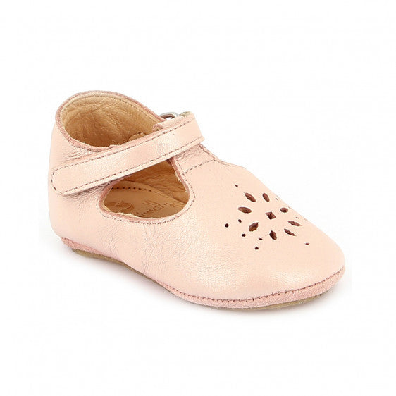 Chaussons Lillyp rose baba