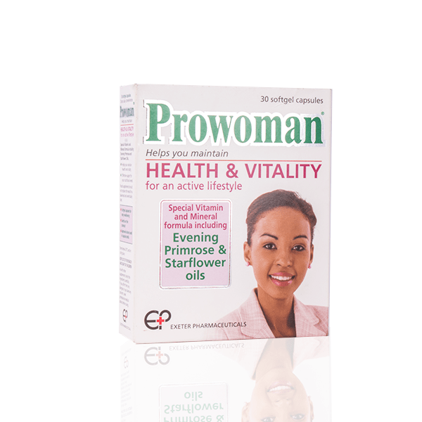 Pro Woman Health & Vitality - E-Pharmacy Ghana
