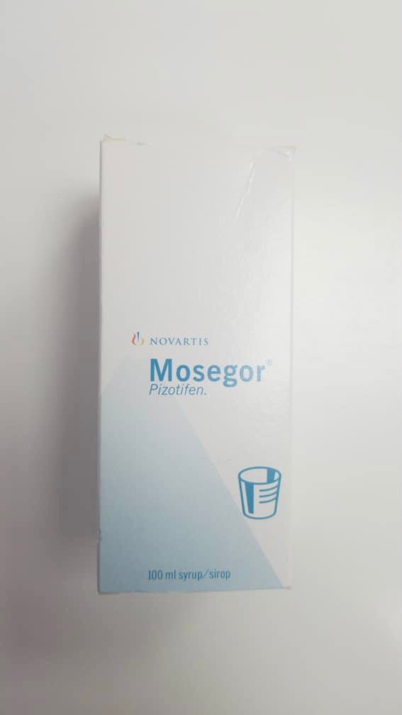 Mosegor Syrup - 100ml & Tablets - E-Pharmacy Ghana