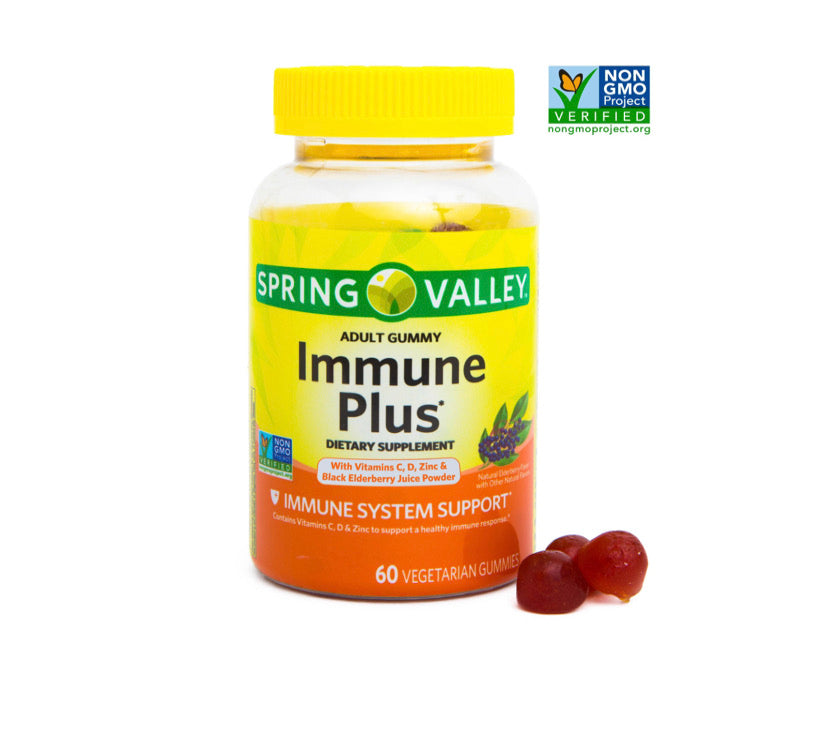 SPRING VALLEY IMMUNE PLUS - E-Pharmacy Ghana