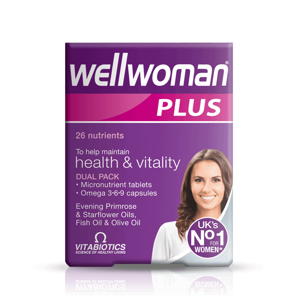 Wellwoman Plus - E-Pharmacy Ghana