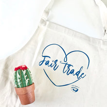 Load image into Gallery viewer, Cactus + Full Apron