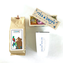 Load image into Gallery viewer, Coffee + Tea + Tumbler