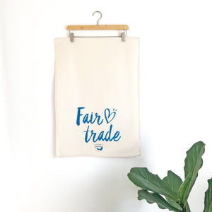 Tea Towel | Fair Trade