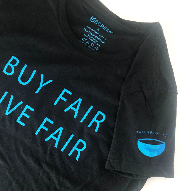 Fair Trade Advocate Tee | Women
