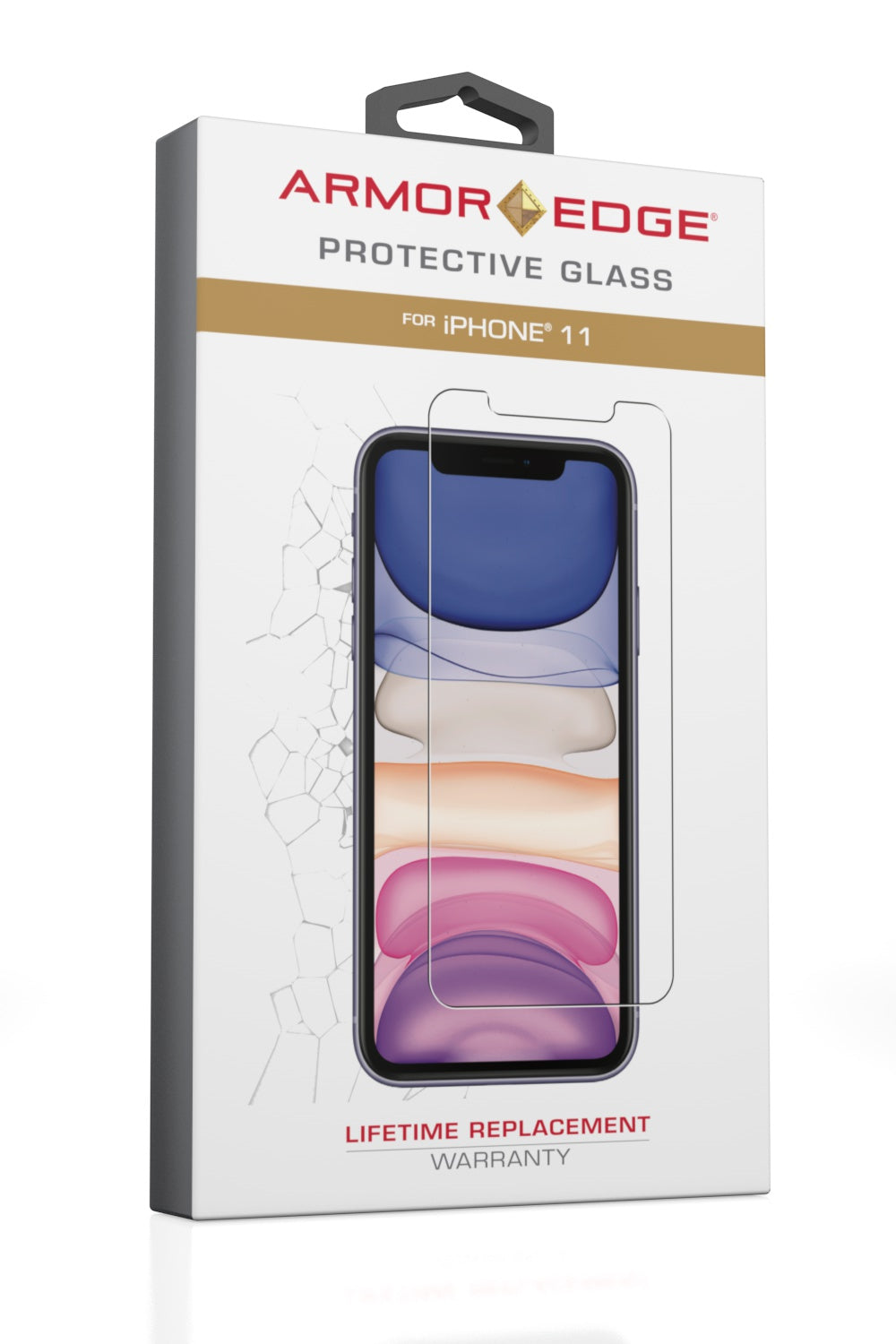 Armor Edge - Protective Glass for iPhone 11