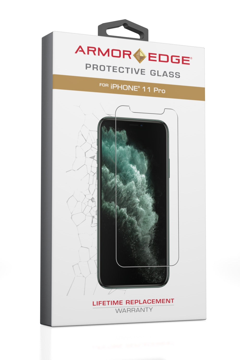 Armor Edge - Protective Glass for iPhone 11 Pro