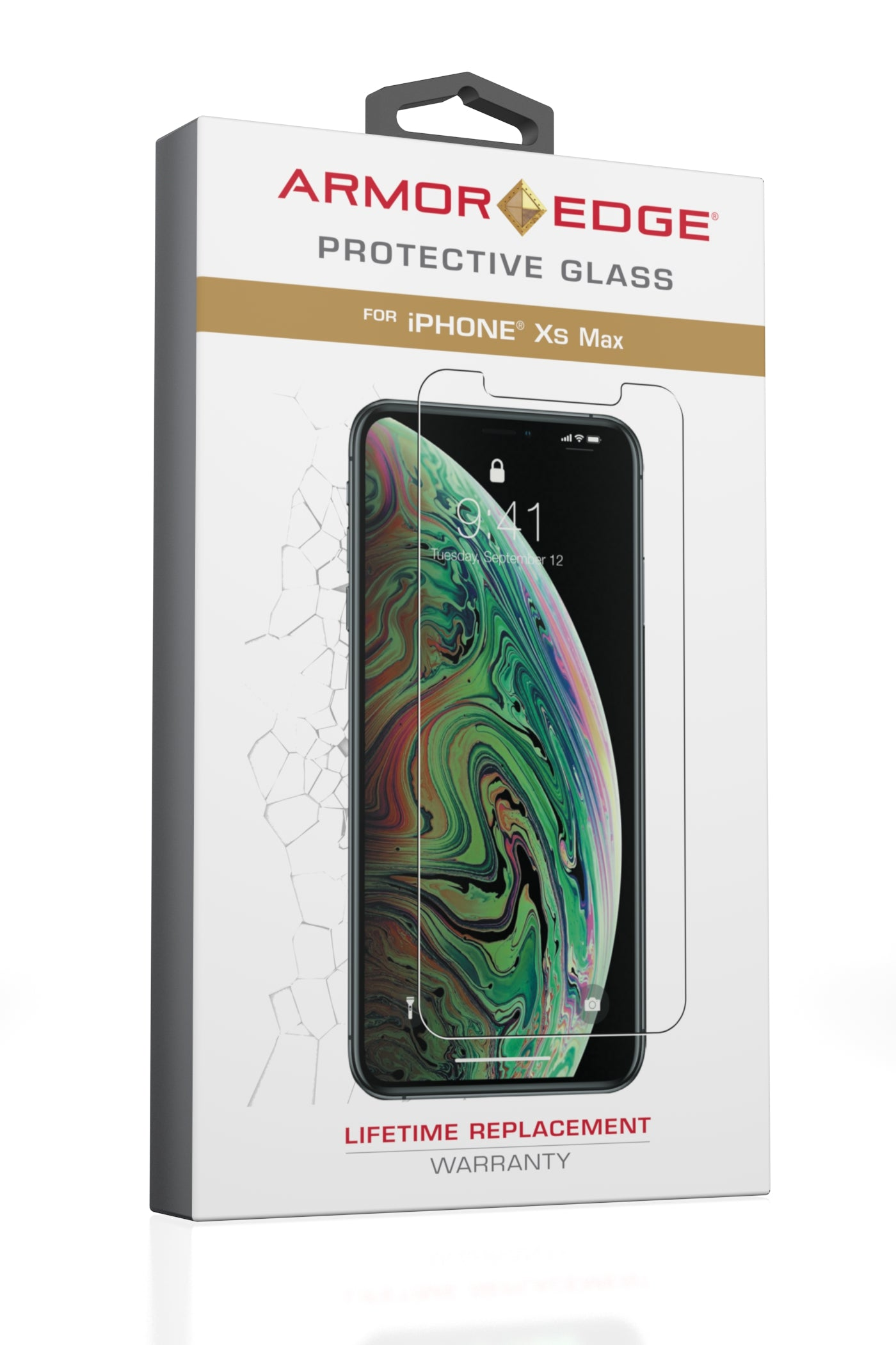 Armor Edge - Protective Glass for iPhone Xs Max