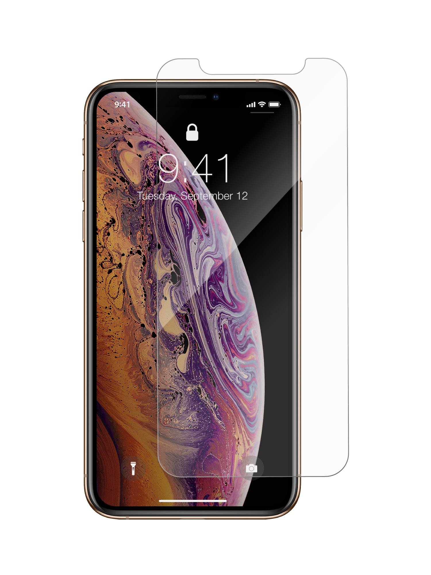 Armor Edge - Protective Glass for iPhone XS