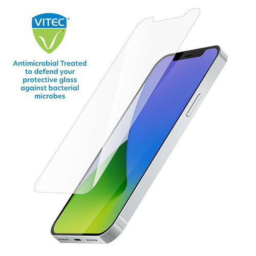 Protective Glass for iPhone 12 Pro Max<br>Vitec® Treated