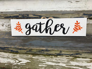 Gather - Engraved