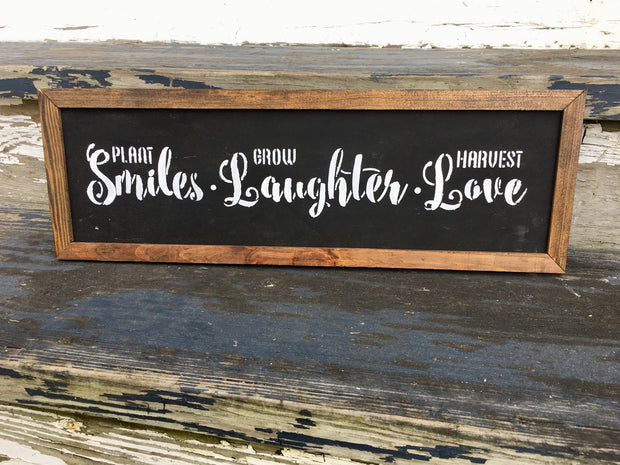 Smile Laughter Love