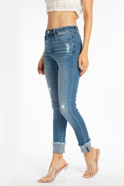 KanCan Classic Skinny High Rise Jeans