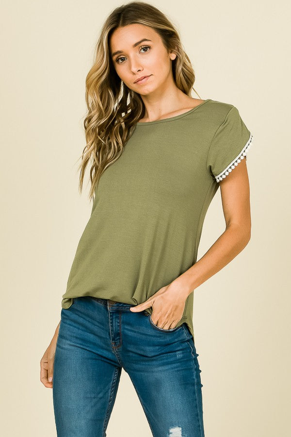 Tulip Sleeve Top