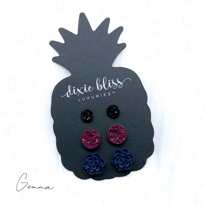 Gemma Dixie Bliss Earrings