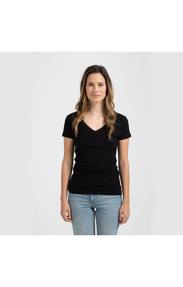 Slim Fit V-Neck