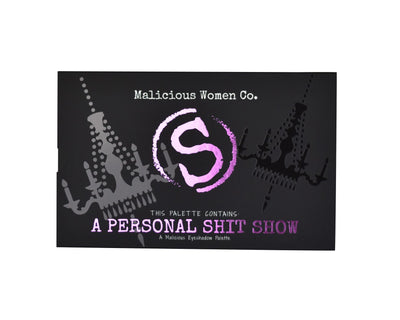 A Personal Sh*t Show - Eyeshadow Palette
