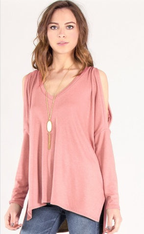 Rebel Top - Pink